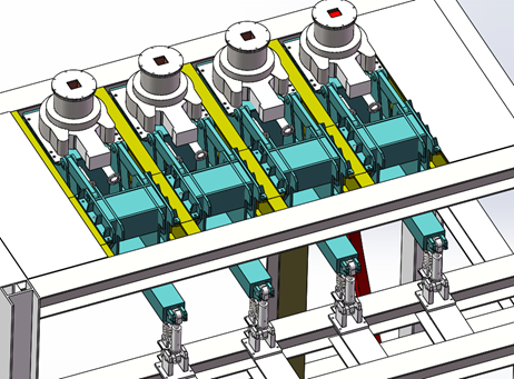 单缸式和双缸式结晶器液压振动装置